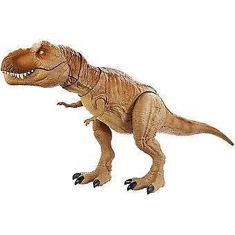 Jurassic World Epic Roarin Tyrannosaurus Rex Kids Toy