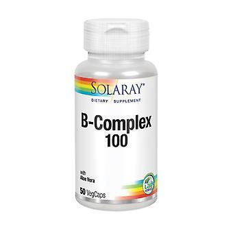सोलाय बी-कॉम्प्लेक्स 100, 50 कैप्स