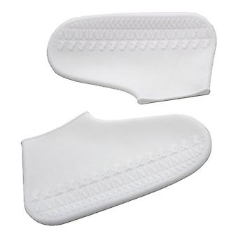 Reusable Waterproof Shoe Cover -silicone Material, Unisex Shoes Protectors,