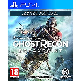 Tom Clancy's Ghost Recon Breakpoint Auroa Edition PS4 Game