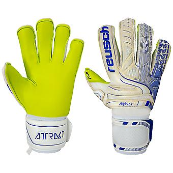 Reusch Attrakt S1 Evolution Finger Support (SCC) Goalkeeper Gloves