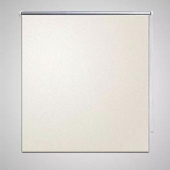 Darkening roller blind 120 x 230 cm cream