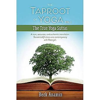 The Taproot of Yoga: The True Yoga sutras