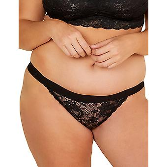 Cosabella Never Say Never Plus Size Women's Lace G-String