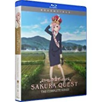 Sakura Quest: Complete Series [Blu-ray] Usa import