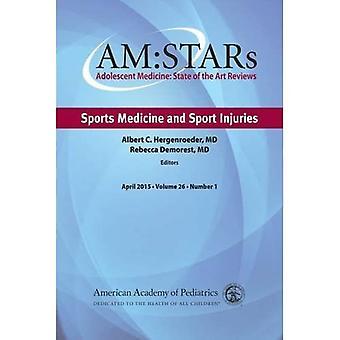 AM:STARs: Urheilulääketiede ja urheiluvammat (AM:STAR: Nuorten lääketiede: Taajamiset arviot)
