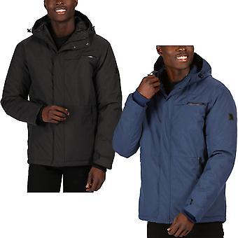 Regatta Mens Volter Shield II vattentät isolerad uppvärmd walking jacka