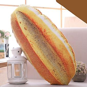 الإبداعية المحاكاة أفخم الخبز، برغر شكل وسادة مضحك الغذاء قيلولة وسادة