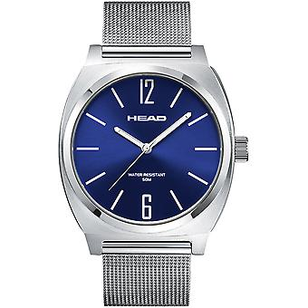 HEAD Generation Watch HE-010-02 - Stainless Steel Unisex Quartz Analogue