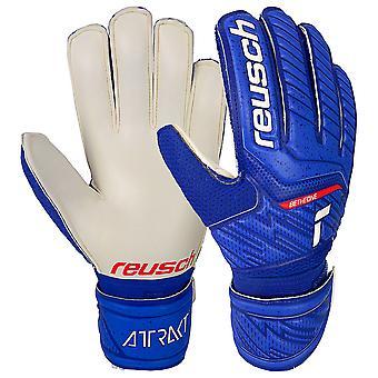 Reusch Attrakt Grip Junior Goalkeeper Gloves
