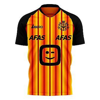 Mechelen 2020-2021 Home Concept Football Kit (Libero)