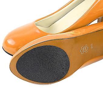 Slitesterke anti-skli sko hæl såle protector pads sklisikker skopute