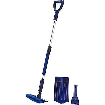 AmazonBasics Snow Brush with Shovel