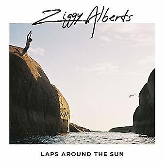 Ziggy Alberts - Laps Around the Sun [CD] USA import