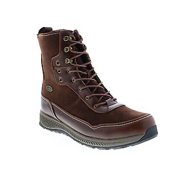 Lugz Joel  Mens Brown Synthetic Lace Up Casual Dress Boots