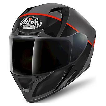 Airoh Valor Full Face Helmet - Eclipse Orange Matt