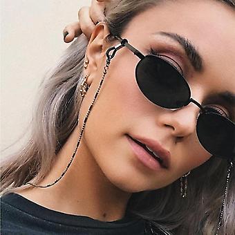 Brillenkette Lanyard Lesegläser Ketten Frauen Zubehör Sonnenbrille halten