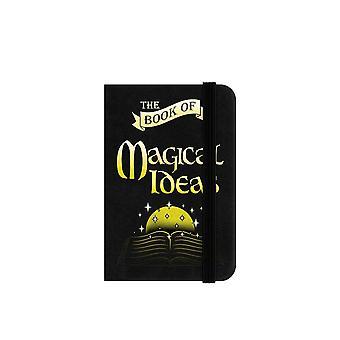 Grindstore boken av magiska idéer mini anteckningsbok