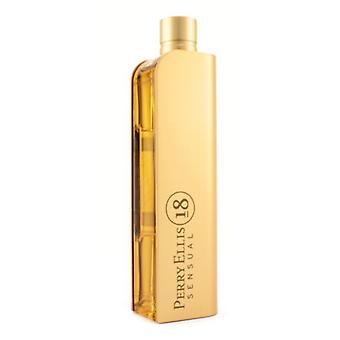 Perry Ellis 18 Sensual Eau de Parfum Spray 100ml/3.4 oz