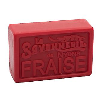 Strawberry soap 100 g