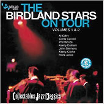 Birdland All-Stars - Birdland All-Stars: Vol. 1-2-Birdland Stars on T [CD] USA import