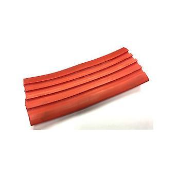 Flammhemmende Anti-Vibration Gummi Futter - Clip-Streifen - passen 40 X 4 mm flache Bar - pro Meter