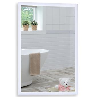 Illuminated bathroom mirror 70 x 50cm