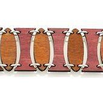 Oval Pillar Bracelet 7501d