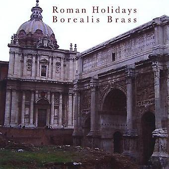 Borealis messing - Roman Holidays [DVD] USA import