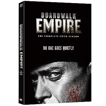Boardwalk Empire - Season 5 2015 DVD