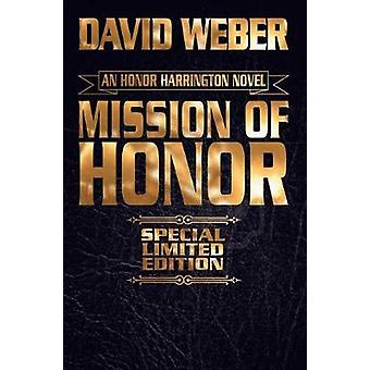 Mission of Honor Limited Leatherbound Edition 12 Honor Harrington