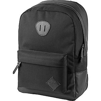 Nitro Snowboards 2018 Casual Backpack, 45 cm, 20 liters, Black (Tough Negro)