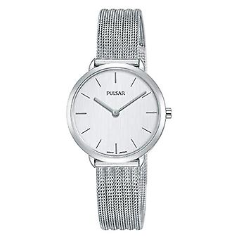 Pulsar Analogueic Watch Quartz Woman with Stainless Steel Strap PM2279X1