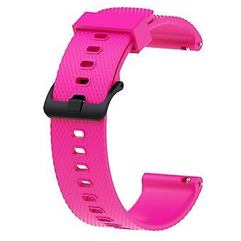 Bip Strap Silikoni Watch Band, Rannekoru, Urheilu Rannekkeet