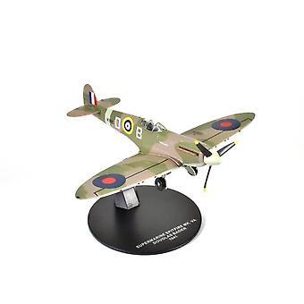 Supermarine Spitfire MkVa (Douglas Bader-1941) Diecast modellflygplan