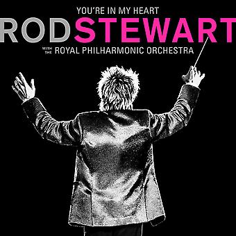Rod Stewart With The Royal Philharmonic Orchestra - You're In My Heart Vinyl