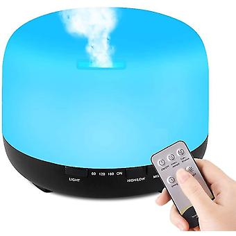 500Ml ultrasonic air scented aroma oil diffuser dt4444
