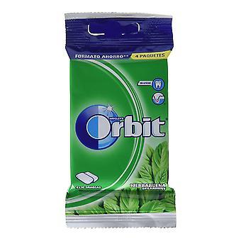 Žvýkačka Orbit Peppermint (4 x 14 g)
