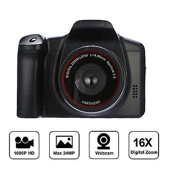"1080P video digital camera 16x digital zoom de video camera professional digital camera w/3""display  with wide-angle lens"
