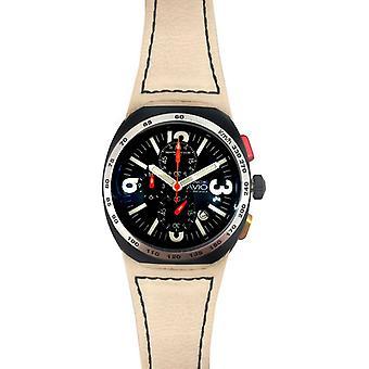 Unisex Watch Montres de Luxe 09BK-5501 (40 mm) (Ø 40 mm)