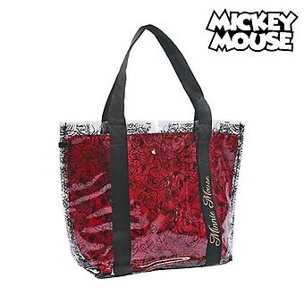 Bag Minnie Mouse Handles Red