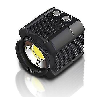 Mini luz de video LED recargable