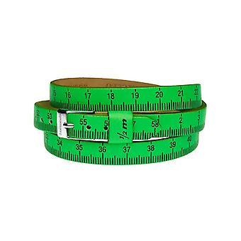Il mezzometro fluo leather bracelet  bms1104_s