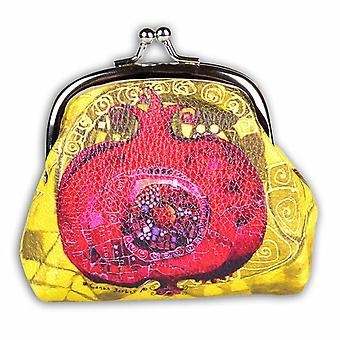 BiggDesign Granaatappel Patroon Munt portemonnee