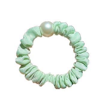 15PCS Woman and Girls hair bands Hair Accessories pearl hair ring headwear rubber band elastic