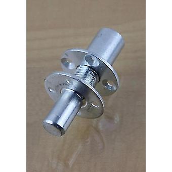 2sets de connecteur rond M20 /jambe Nut Flange