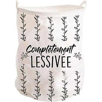 Dirty Laundry Basket - Completely Washed