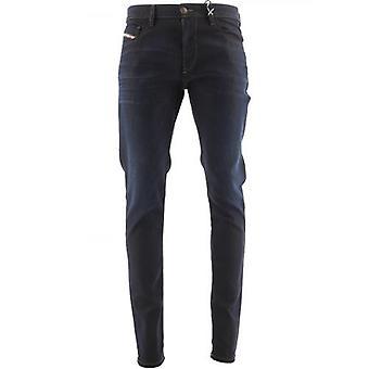 Diesel Blue D Strukt 30 Leg Jean
