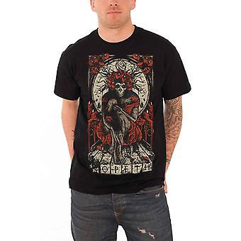 Opeth T Shirt Haxprocess Band Logo Official Mens New Black