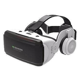 3D glasses original vr virtual reality 3d glasses helmet smartphone bluetooth rocker for ios g m1h0 3d glasses